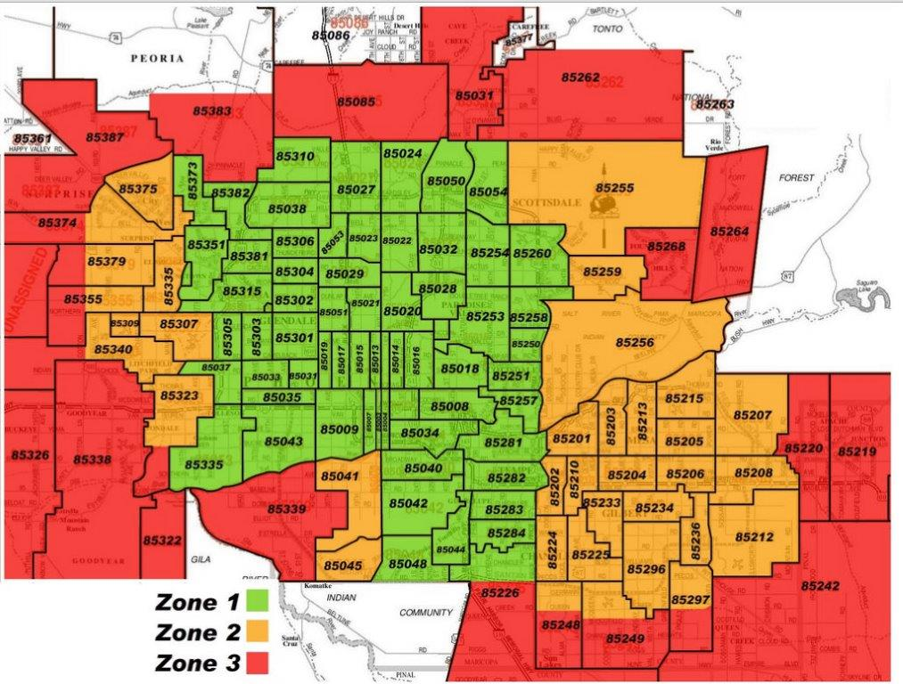 Marijuana Zip Code Maps Cannabisser