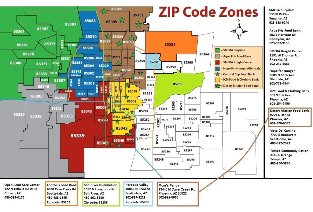 Zip Code Maps - Cannabisser Zip Code Map Peoria Az on